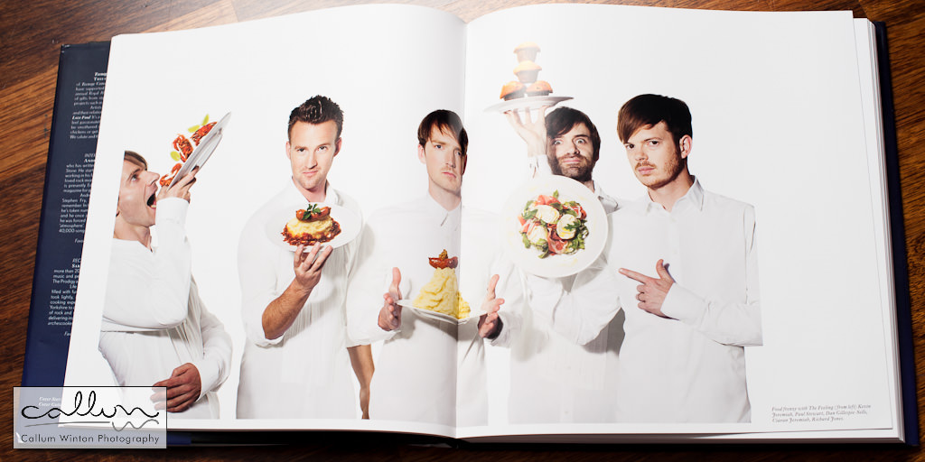 Love Music Love Food:The Rock Star Cook Book | Callum Winton ...